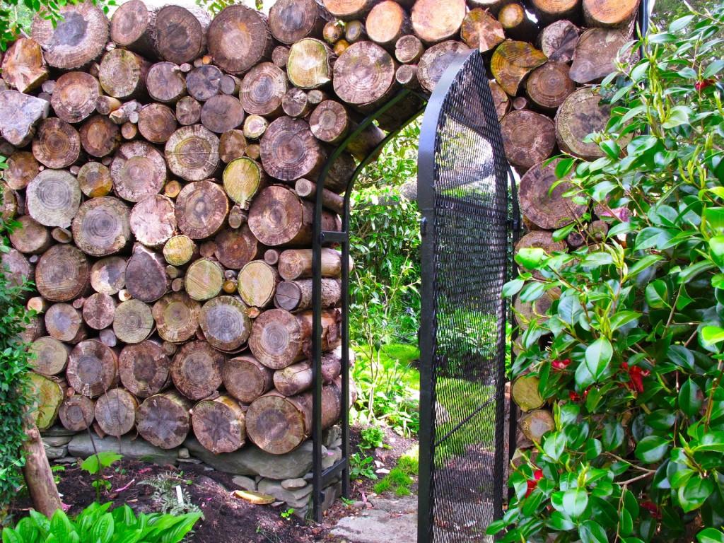 7 Idées De Clôtures Originales À Réaliser Soi-Même à Petite Barriere Jardin