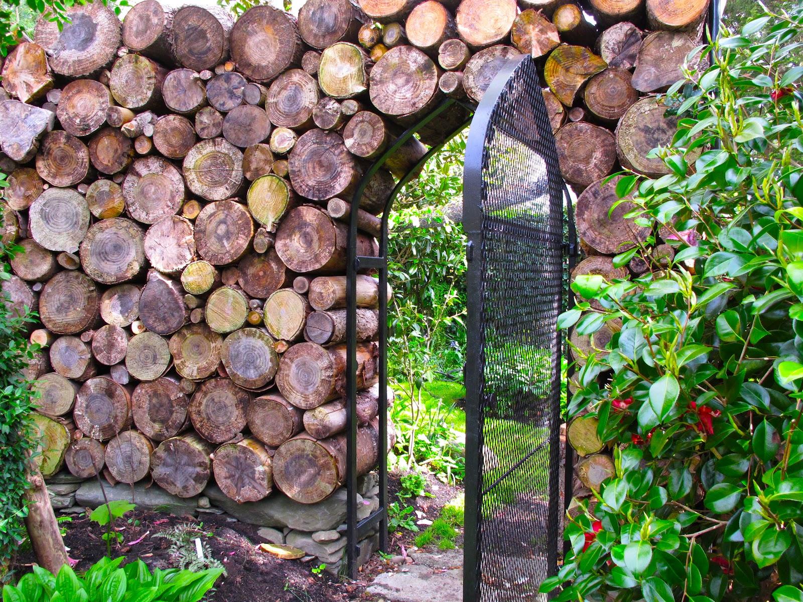 7 Idées De Clôtures Originales À Réaliser Soi-Même encequiconcerne Decoration De Jardin A Faire Soi Meme