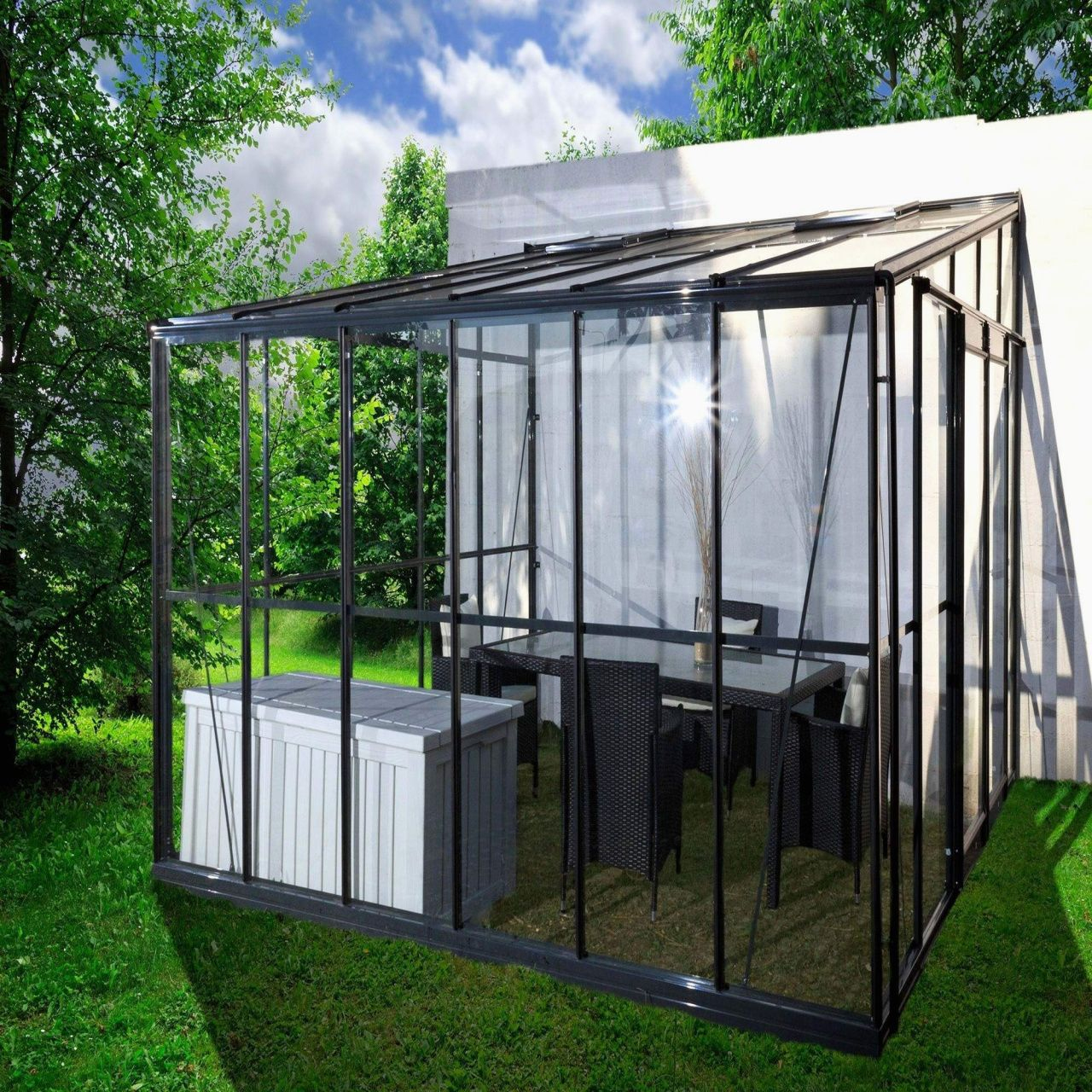 77 Serre De Jardin Leroy Merlin | Indoor Garden, Outdoor, Garden tout Serre De Jardin Leroy Merlin