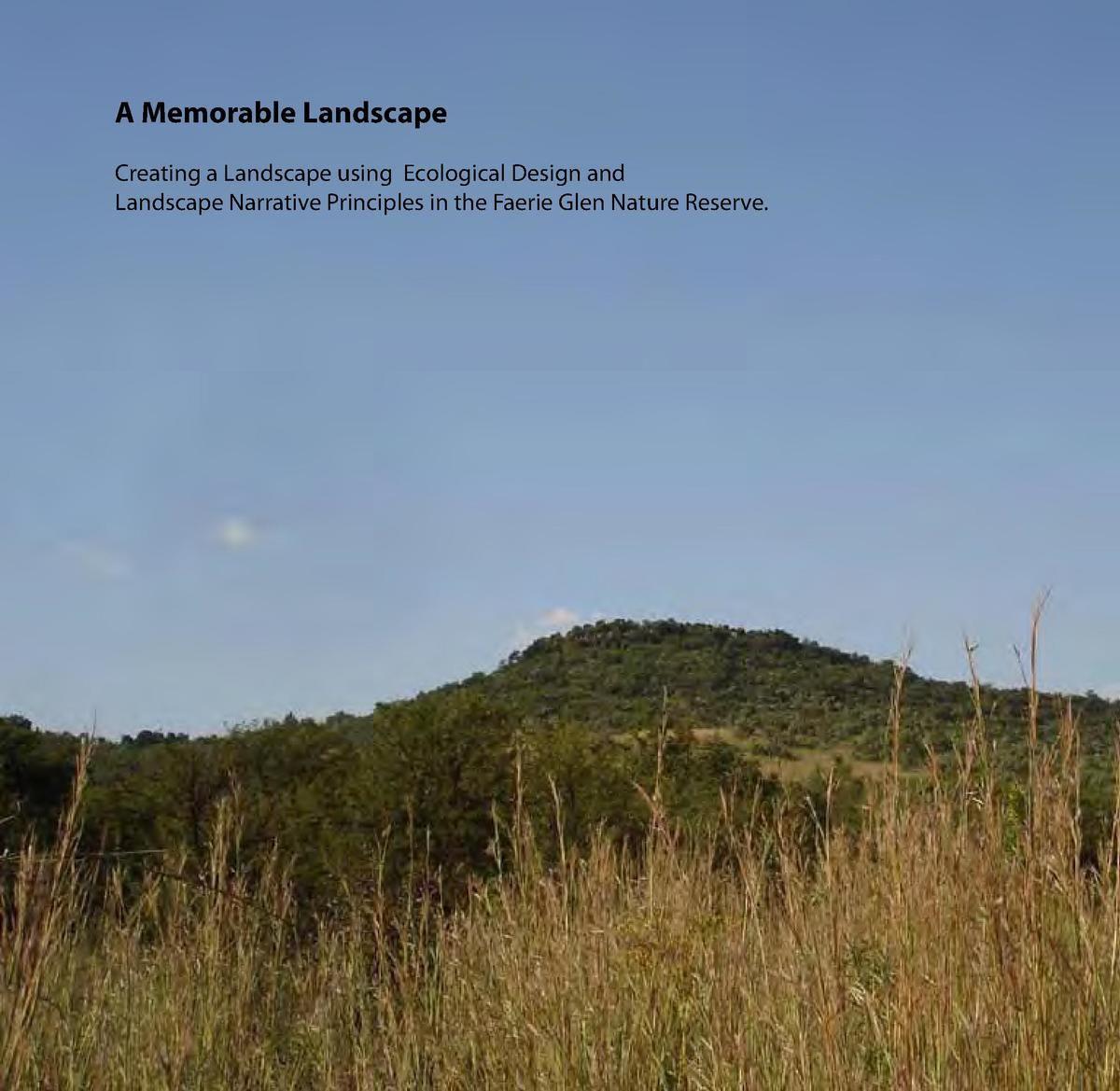 A Memorable Landscape : Simplebooklet serapportantà Geotextile Jardin