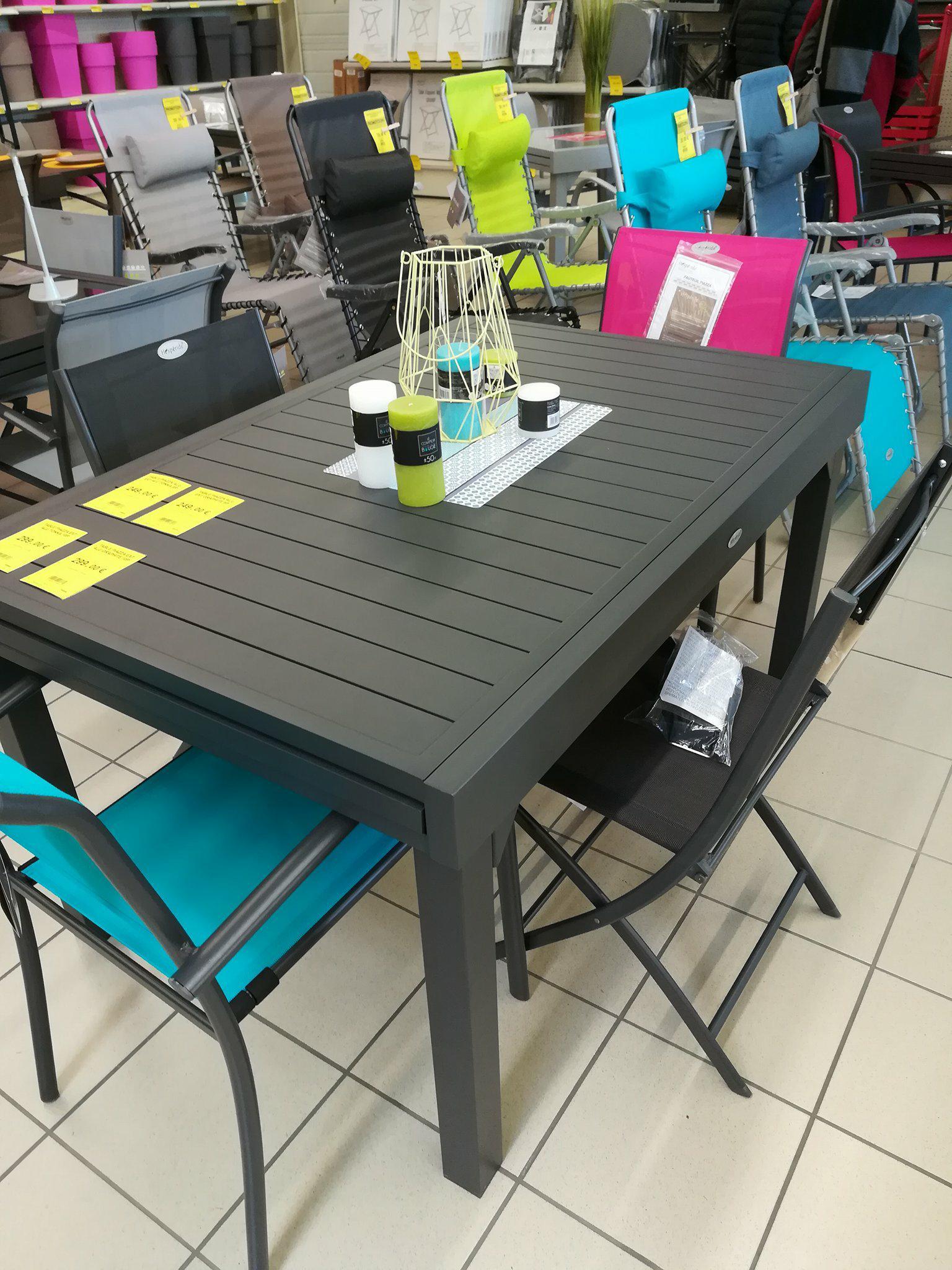 A Table ! | Centrakor Vannes Auray Magasin De Décoration ... intérieur Table De Jardin Centrakor