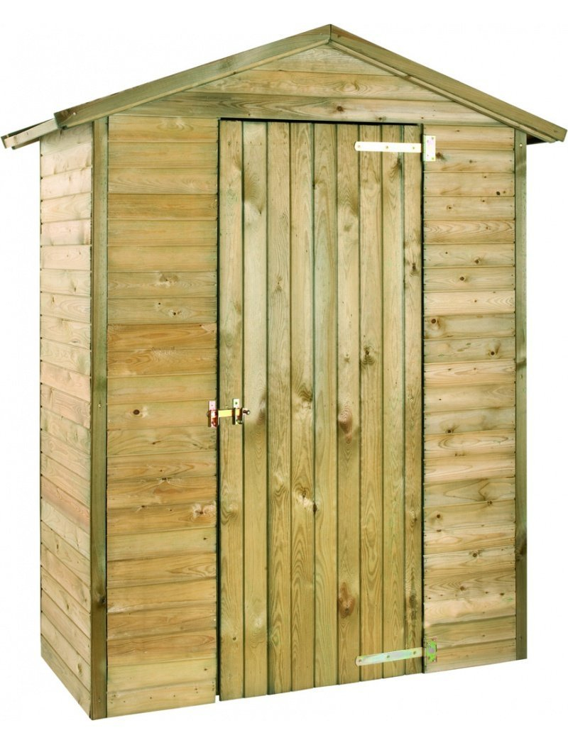 Abri de jardin en bois pas cher notre s lection armoire - Bordure de jardin en pierre pas cher ...