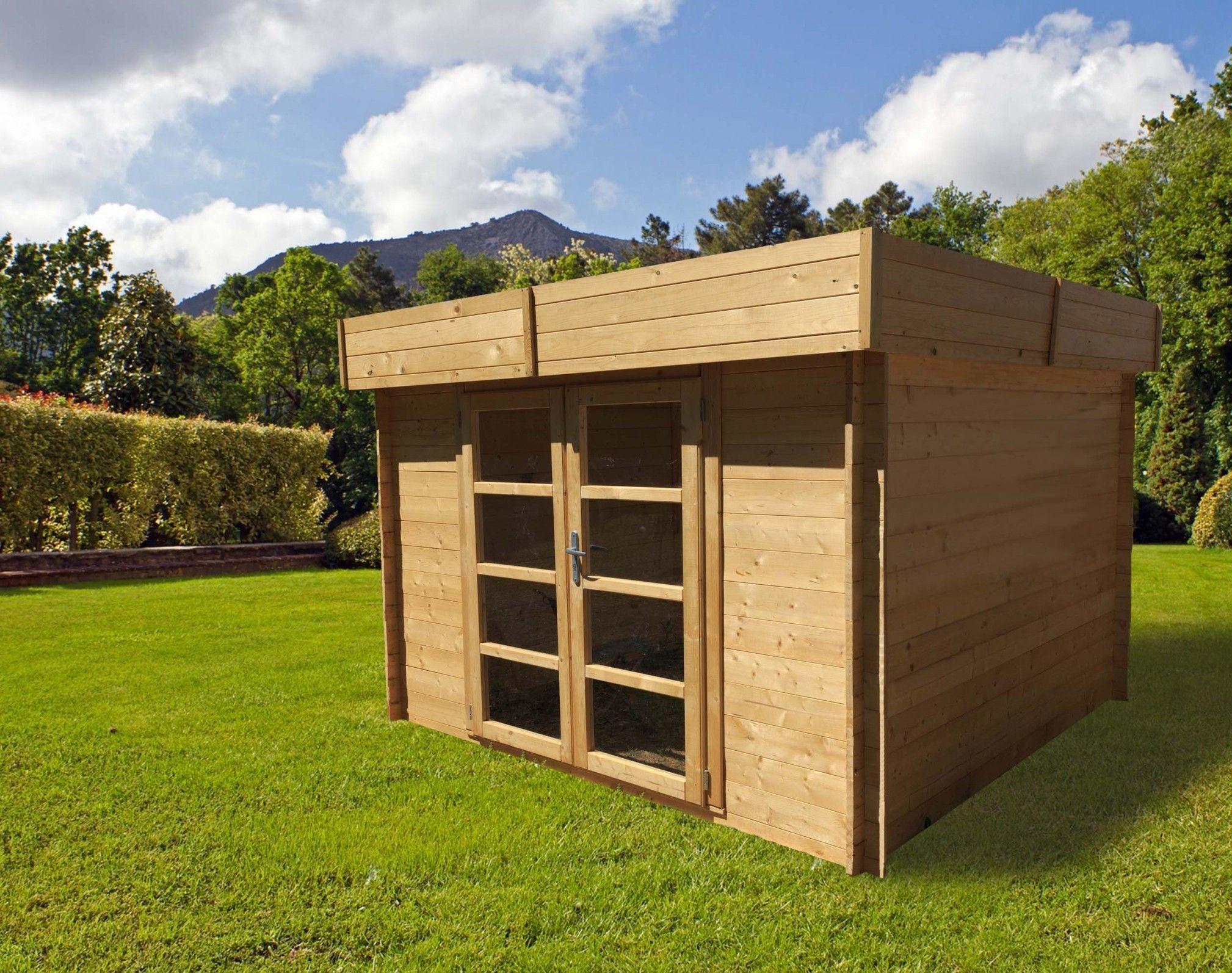 Abri Moto Bois Abri Moto Bois - Idees Conception Jardin à Abri Moto Jardin