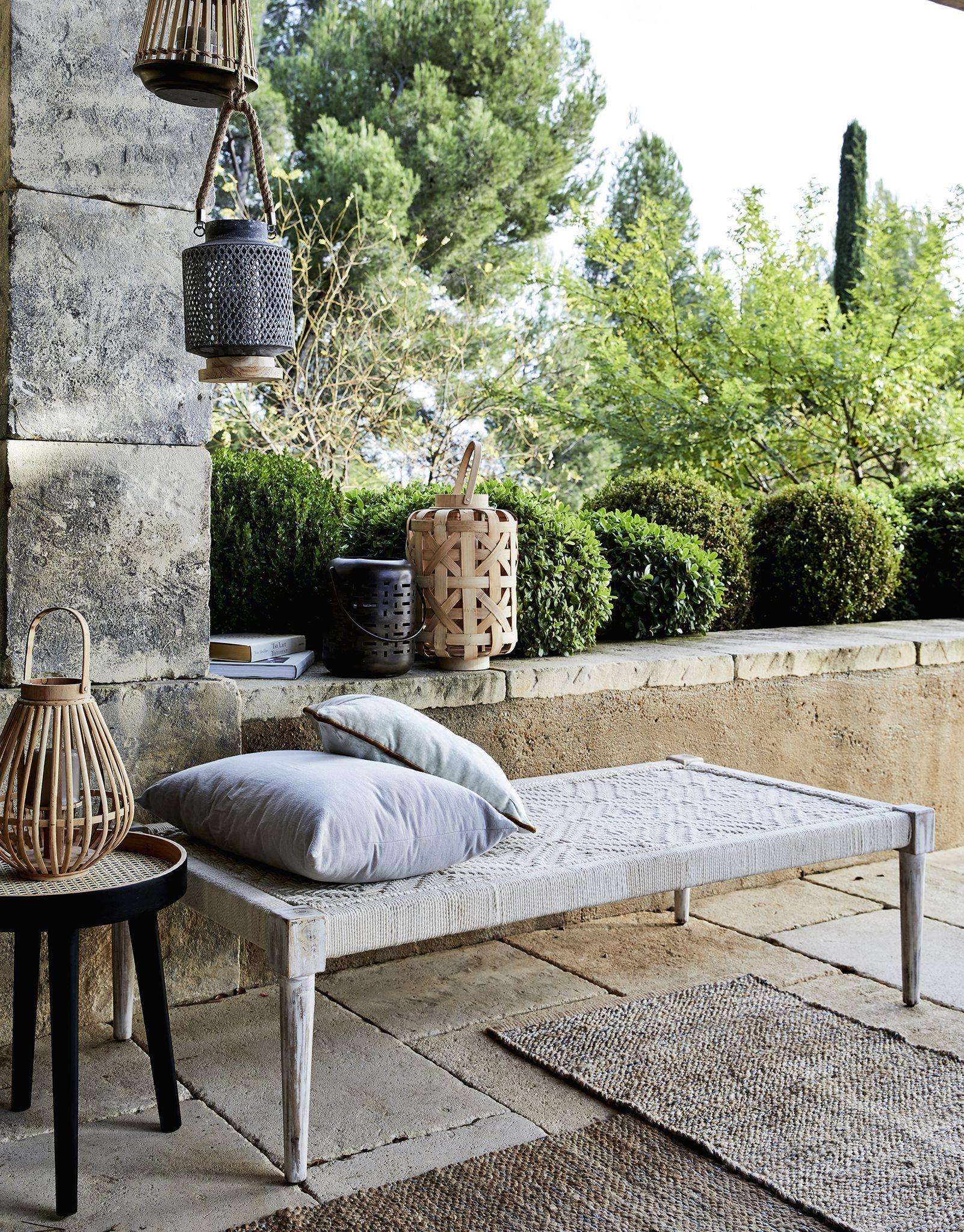 Alinea Nouvelle Collection Meubles Et Décoration Printemps ... pour Salon De Jardin Gifi Catalogue