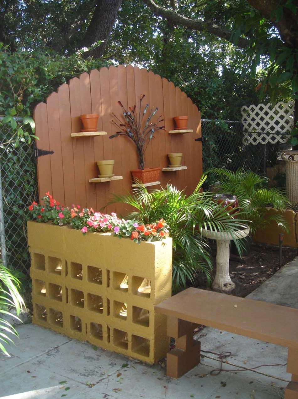 Aménagement Jardin Créatif Et Original À L'aide Des ... encequiconcerne Separation De Jardin