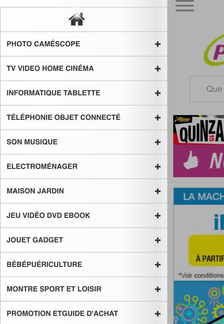Android Için Pixmania App - Apk'yı İndir destiné Maison Jardin Jouet