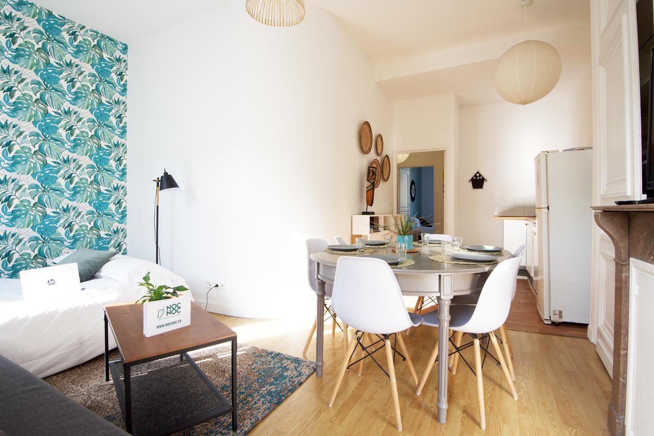 Apartment Nocnoc - Le Jardin Du Prefet, Lille, France ... serapportantà Salon Jardin Alice Garden