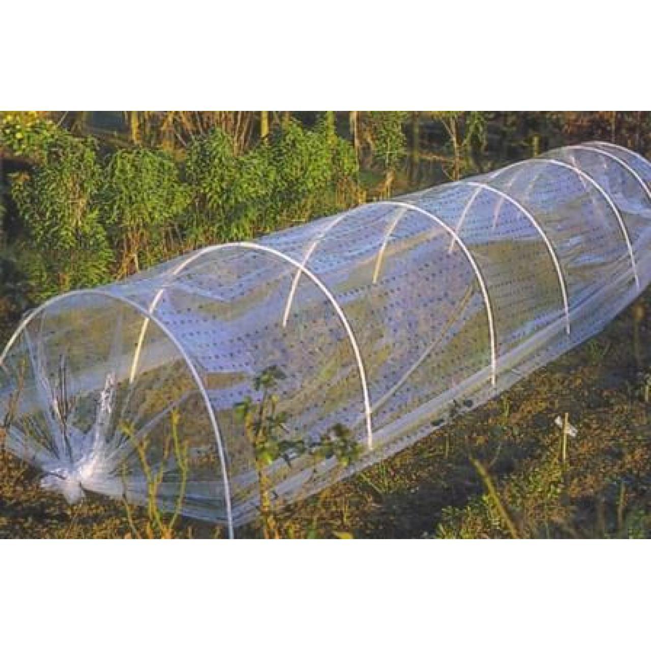 Arceaux De Jardin En Pvc - 2M destiné Arceau Jardin