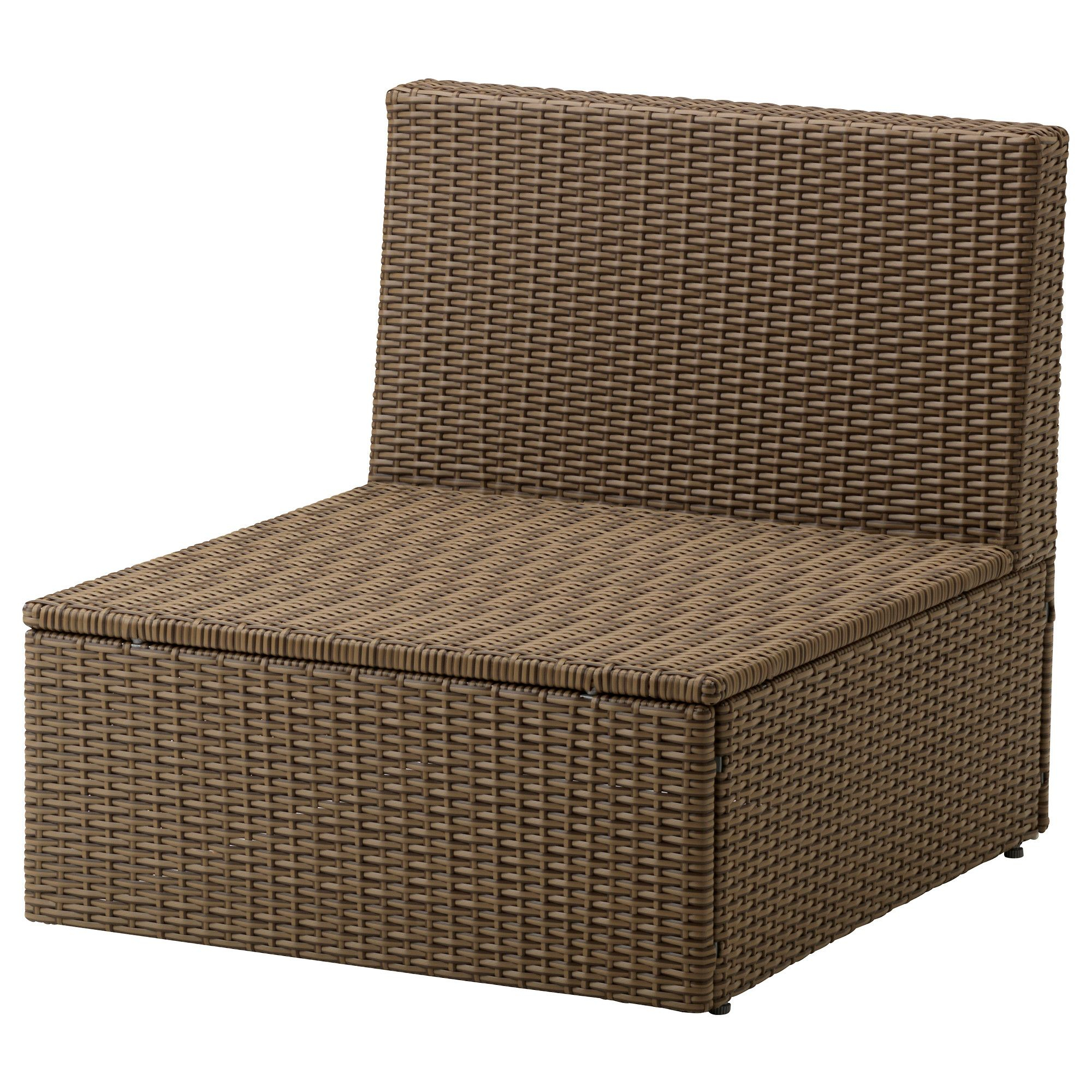 Arholma Chauffeuse 1 Place, Extérieur - Ikea $125 + 2 ... concernant Mobilier De Jardin Ikea