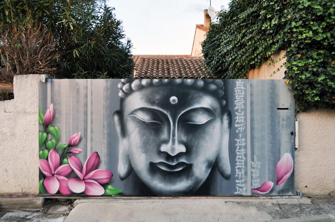 Arttistes Graffiti Décoration - Graffiti Decoration serapportantà Déco De Jardin Zen