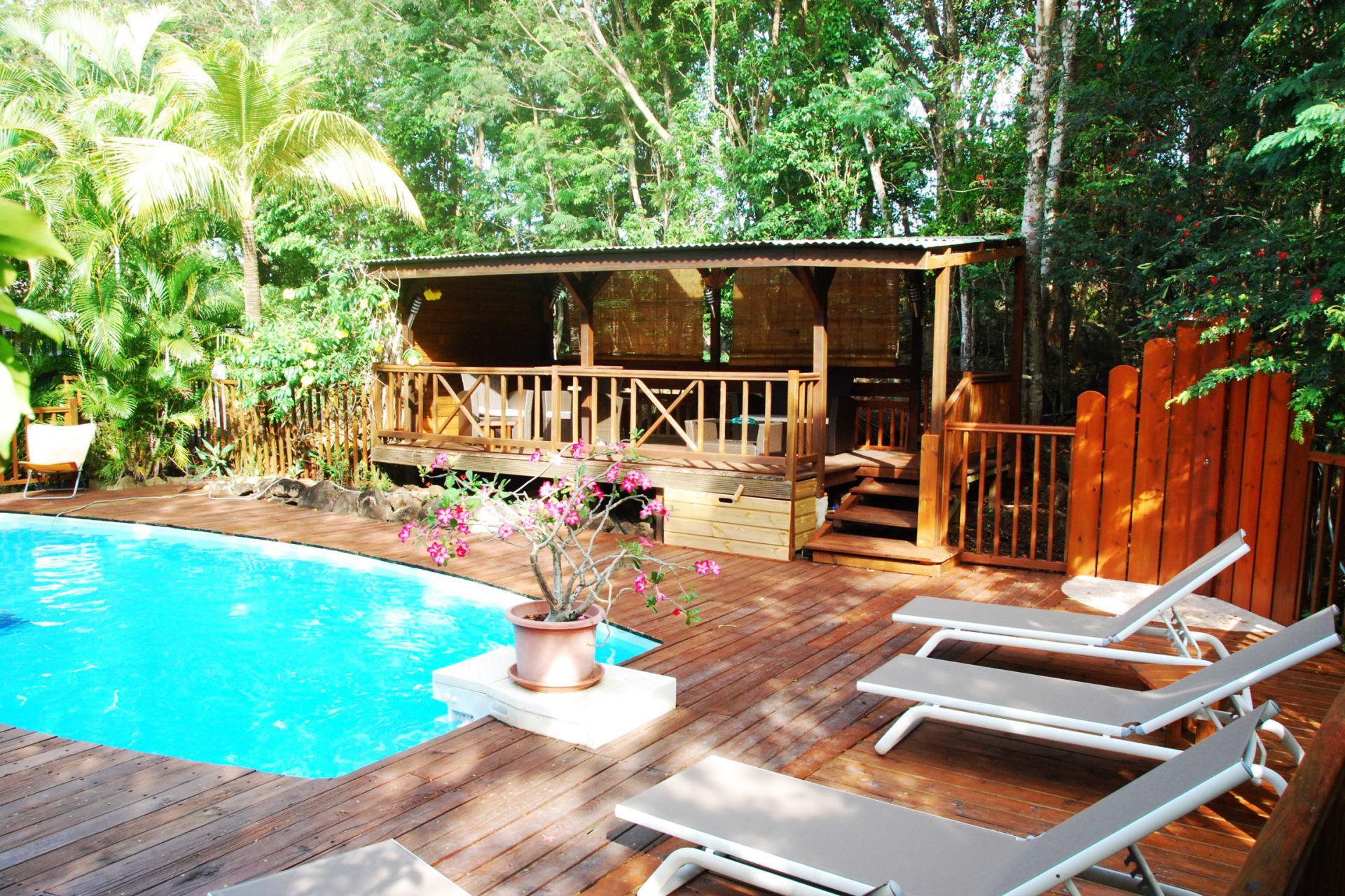Au Jardin Des Colibris (Deshaies, Guadeloupe) dedans Au Jardin Des Colibris