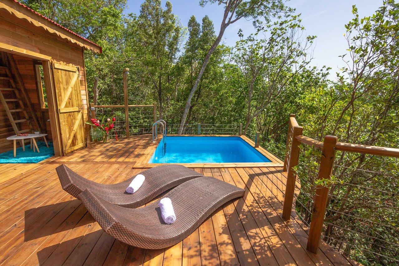Au Jardin Des Colibris Hotel (Deshaies, Guadeloupe) : Tarifs ... concernant Au Jardin Des Colibris