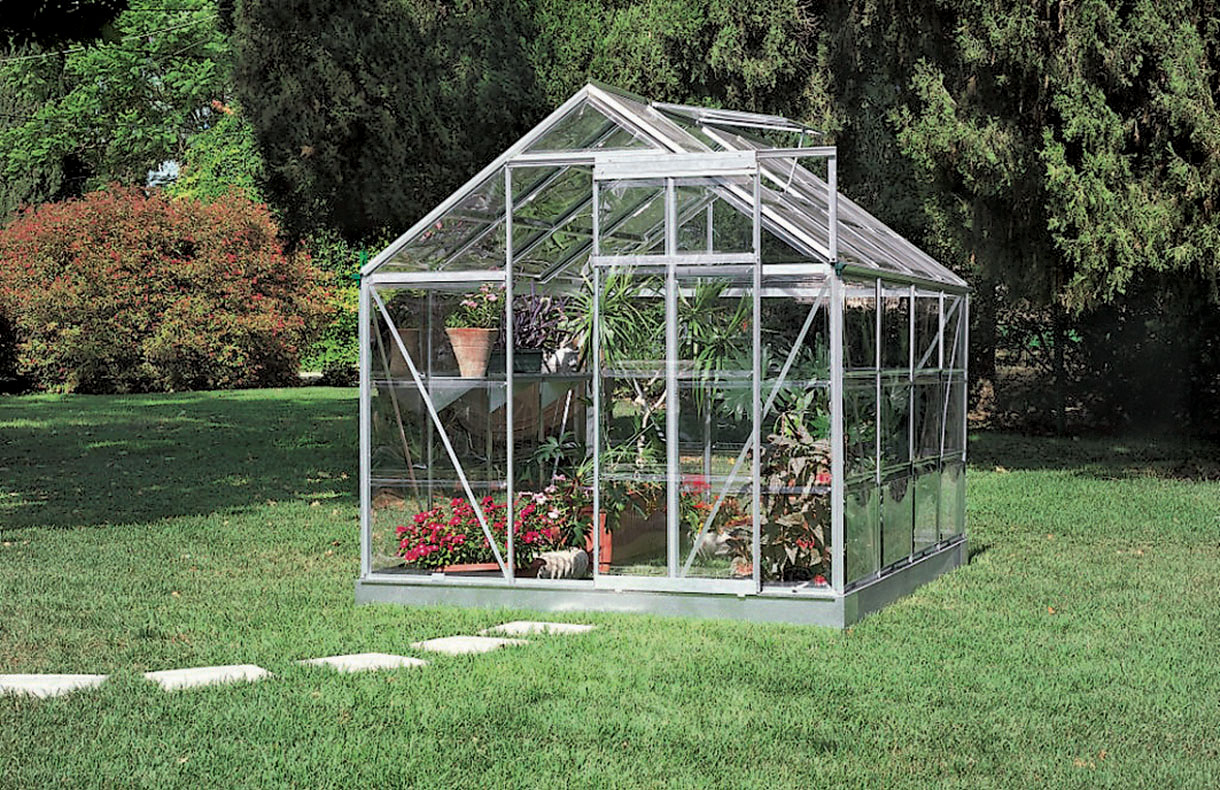 Bien Choisir Sa Serre De Jardin - Détente Jardin dedans Serre De Jardin Leroy Merlin