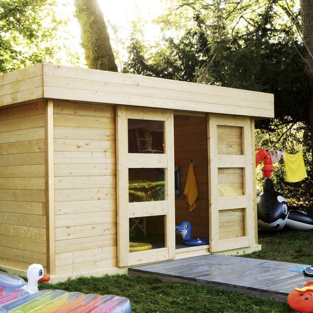 Bois Pour Cabane De Jardin Des Idées - Idees Conception Jardin avec Cabane De Jardin Pour Enfants
