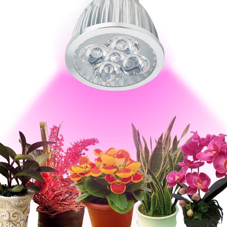 Bonlux A60 5W Led Plant Grow Light Bulb For Indoor Plants ... destiné Serre De Jardin Amazon