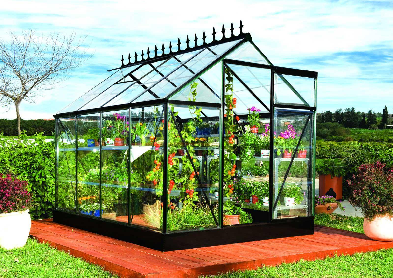Bons Plans Jardinage: Profitez D'une Serre De Jardin Pas ... tout Serre De Jardin Pas Chere