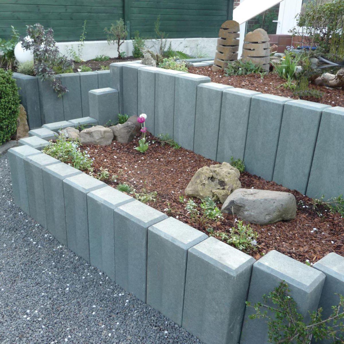 Bordure De Jardin / De Séparation / En Plastique Recyclé ... destiné Separation De Jardin