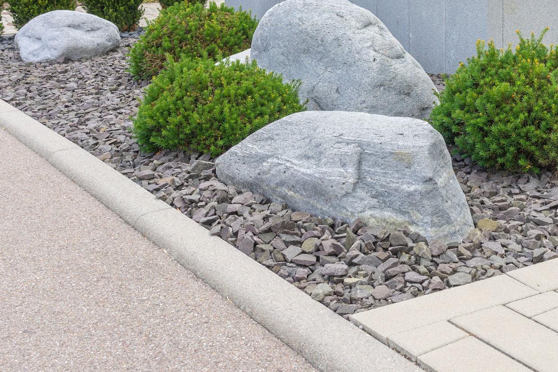 Bordure P1 : Comment La Poser En Quelques Étapes avec Bordure De Jardin Beton