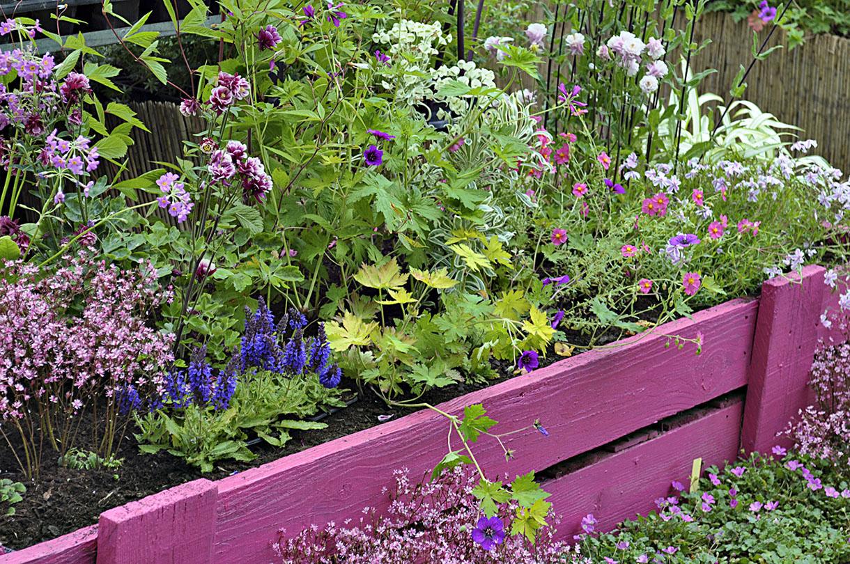 Bordures De Jardin : 6 Matériaux, 6 Styles - Détente Jardin serapportantà Bordure De Jardin Leroy Merlin