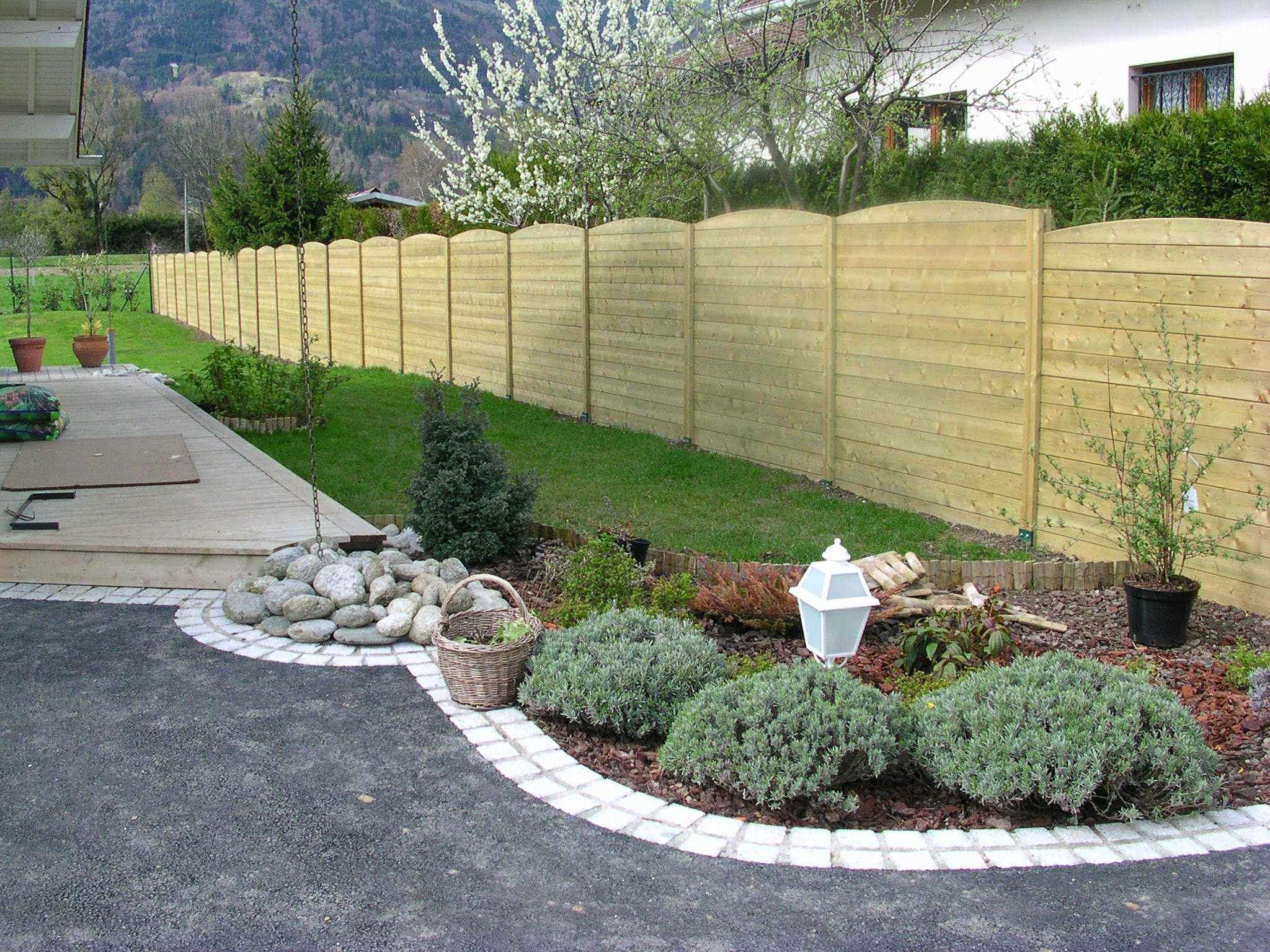 Bordures Pour Jardin Lot De 12 Hn Bordures En Métal 120X13,5 ... destiné Delimitation Jardin