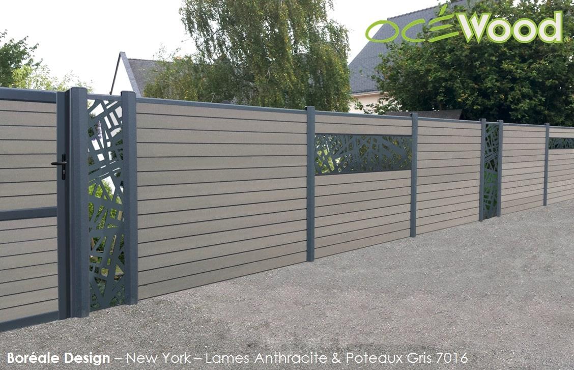 Boreale Design Projects - Photos Range Boreale Design ... concernant Petite Barriere Jardin