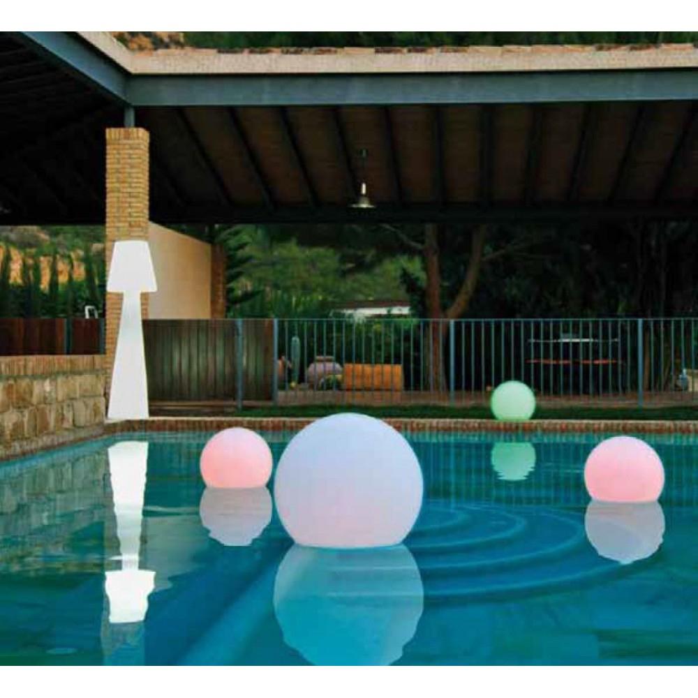 Boule Jardin Lumineuse : Des Accessoires Qui Vont Mettre ... encequiconcerne Boule Lumineuse Jardin