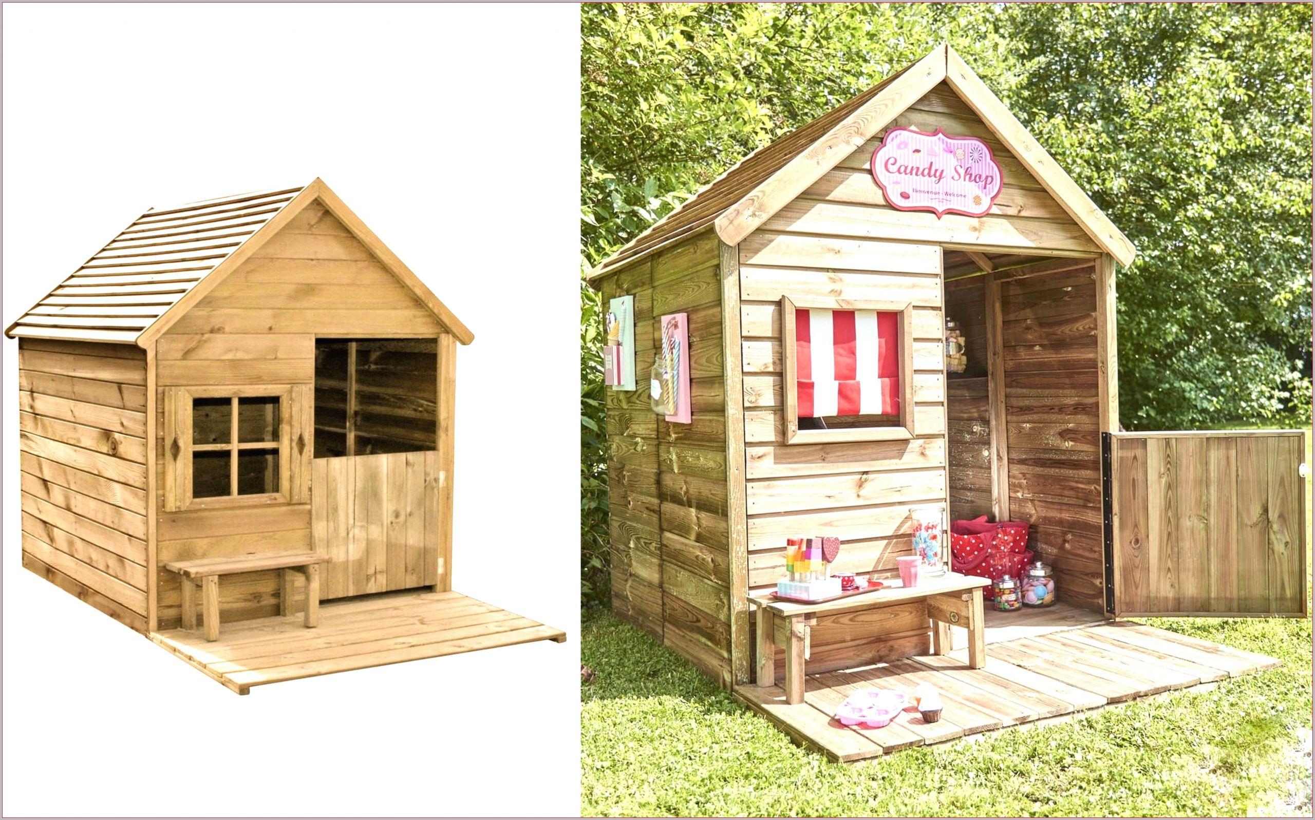 Cabane De Jardin En Bois Pas Cher Schème - Idees Conception ... avec Maison De Jardin Pour Enfants