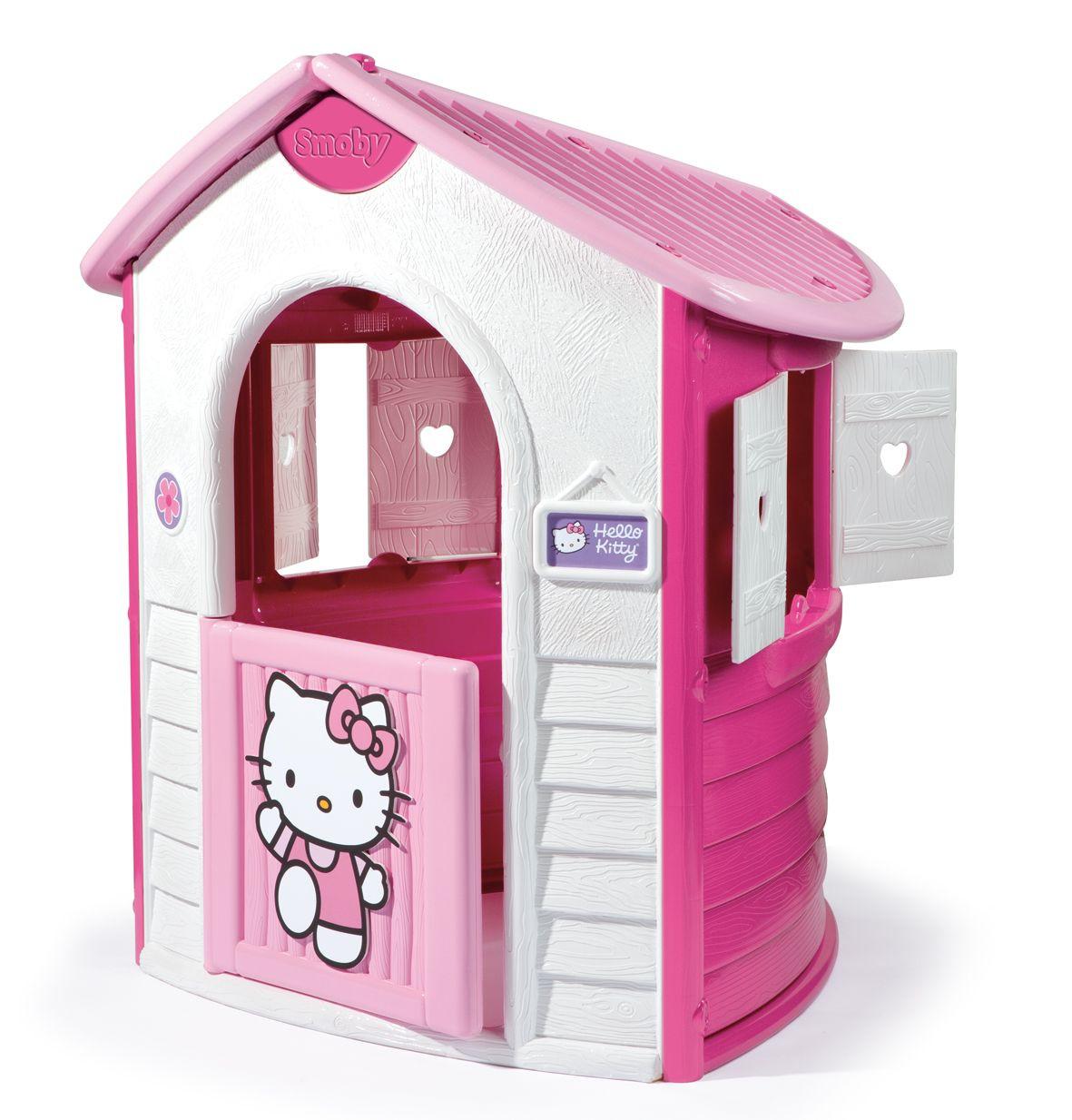 Cabane De Jardin Hello Kitty Smoby : Avis Et Comparateur De Prix dedans Maison De Jardin Smoby
