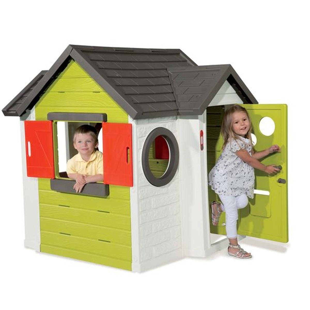 Cabane Enfant ⇒ Comparatif, Avis Et Meilleurs Modèles 2020 intérieur Maison De Jardin Pour Enfants