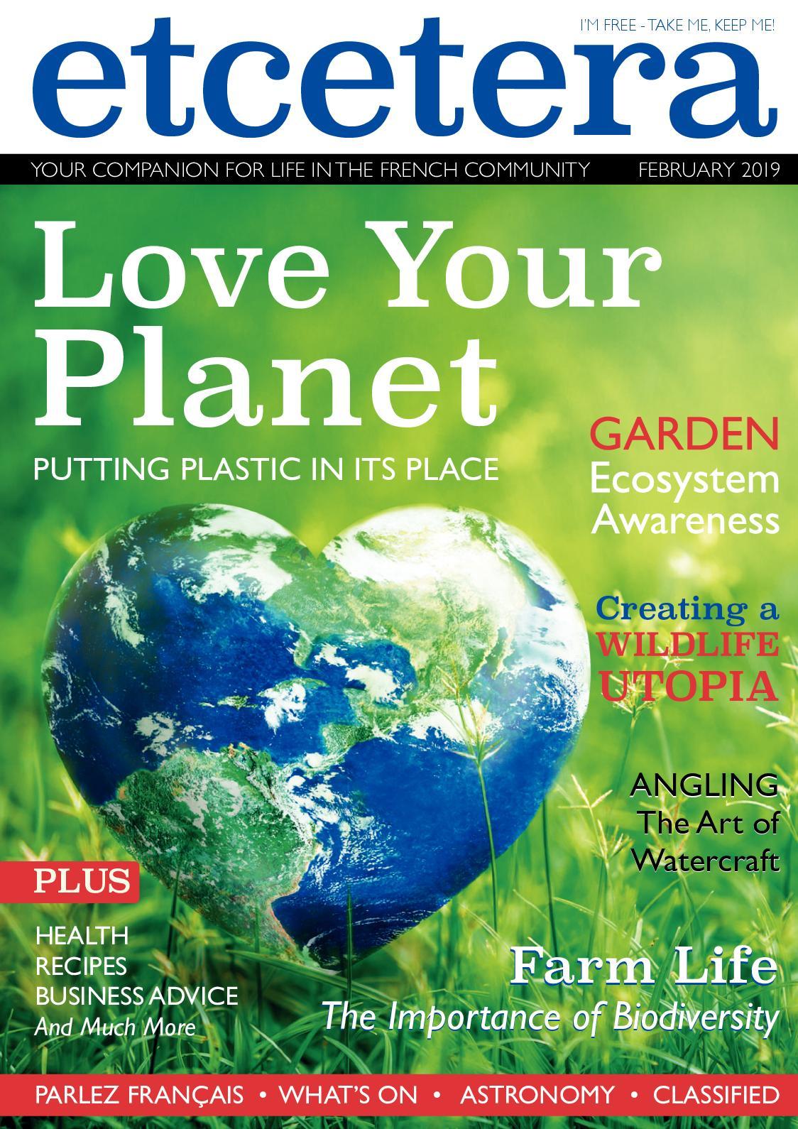 Calaméo - Etcetera Magazine February 2019 avec Incinerateur Jardin