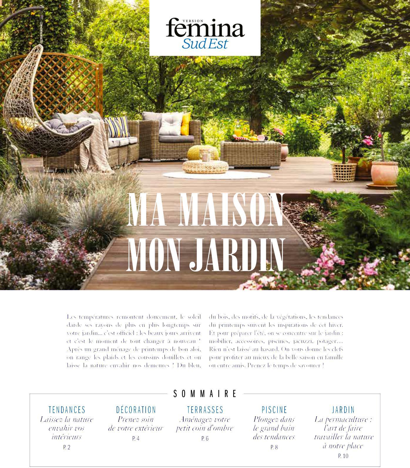 Calaméo - Ma Maison Var 140419 Bd 1 à Le Bon Coin Salon De Jardin