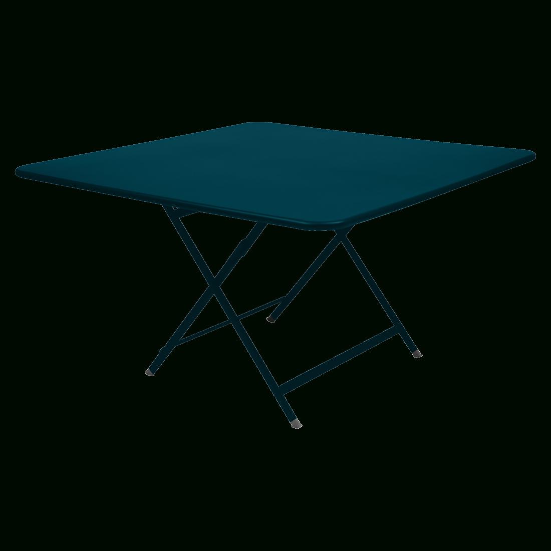 Caractère Square Table, Garden Table For 8, Outdoor Furniture concernant Table De Jardin Carrée 8 Personnes