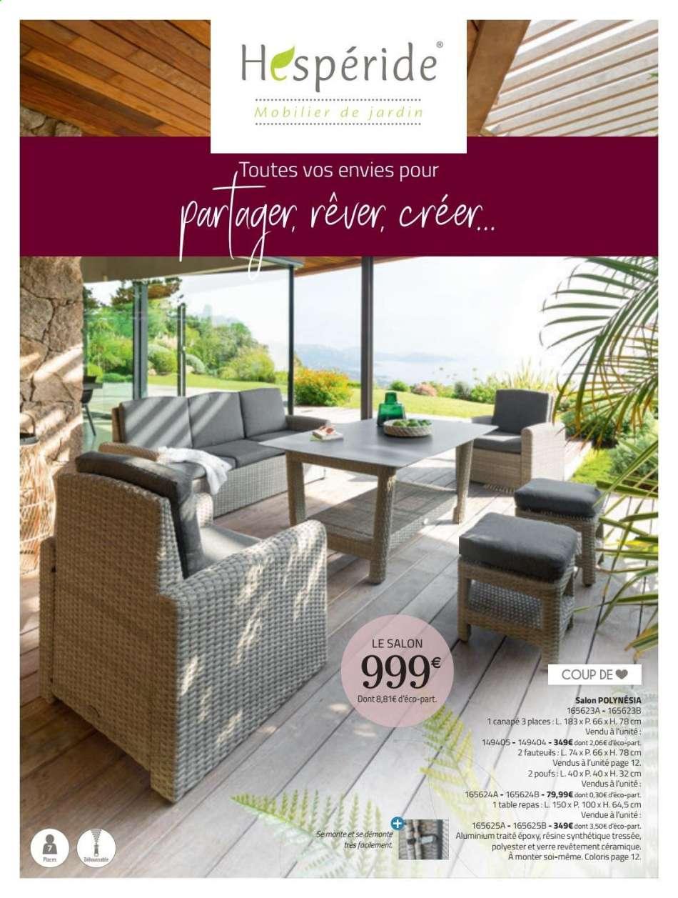 Catalogue, Prospectus, Pub La Foir'fouille 11.03.2020 ... dedans Salon De Jardin La Foir Fouille