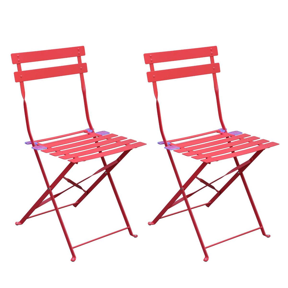 Chaises De Table De Jardin Hesperide Chaise Greensboro ... avec Chaise De Jardin Hesperide