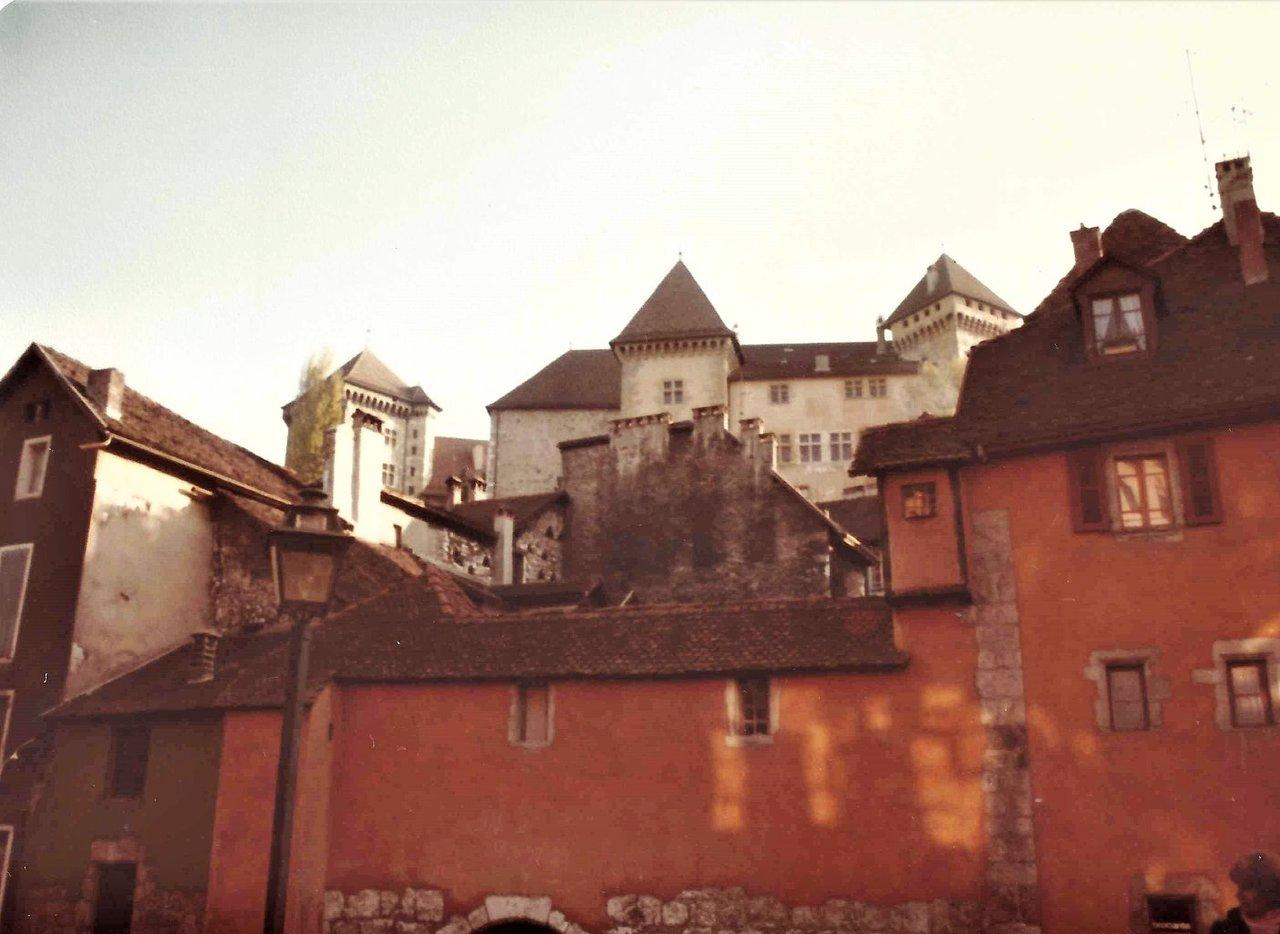 Chateau D'annecy - Chateau D'annecy Yorumları - Tripadvisor intérieur Les Jardins Du Château Annecy