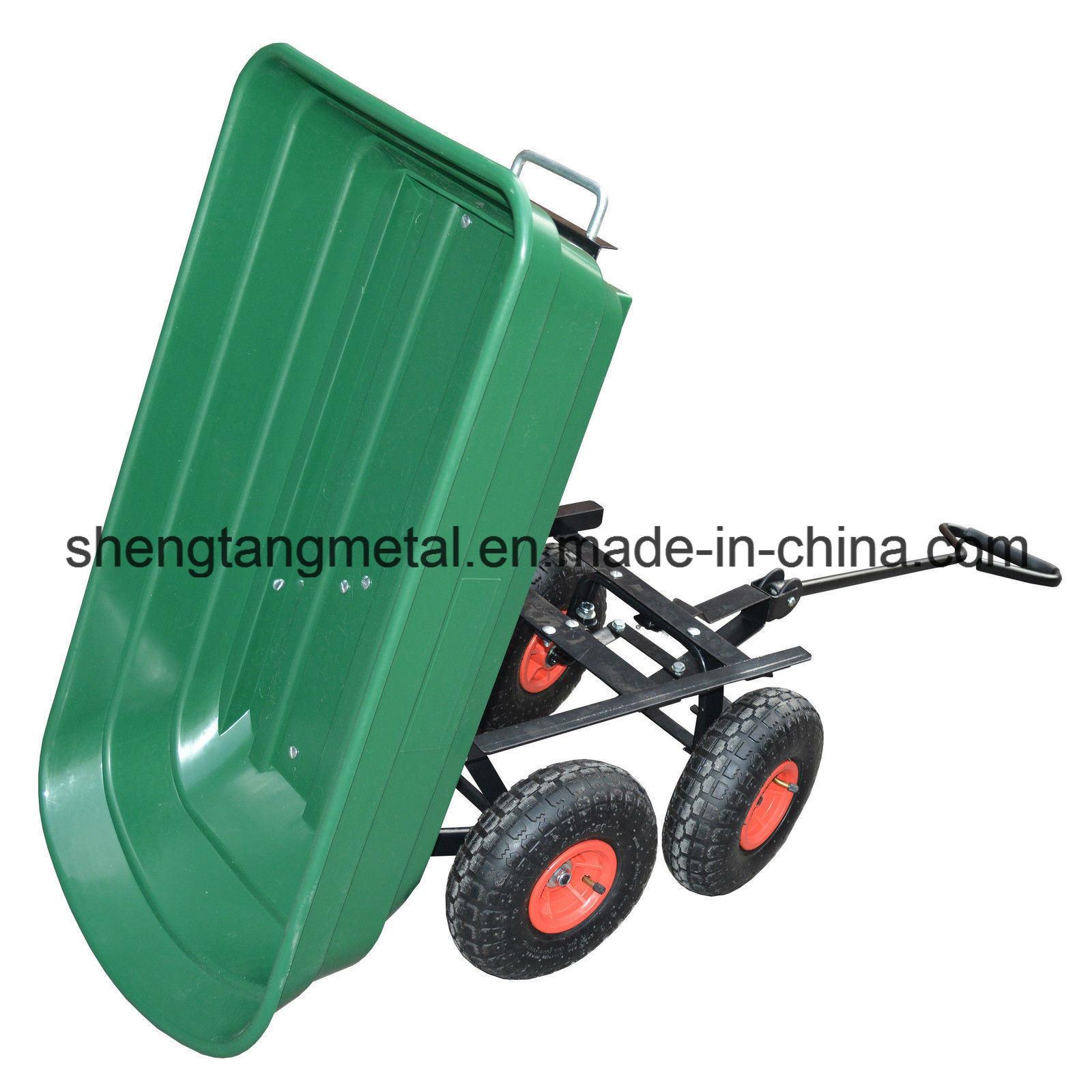Chine Chariot 4 Roues Chariot De Jardin 75L Sac Chariot ... avec Chariot De Jardin 4 Roues