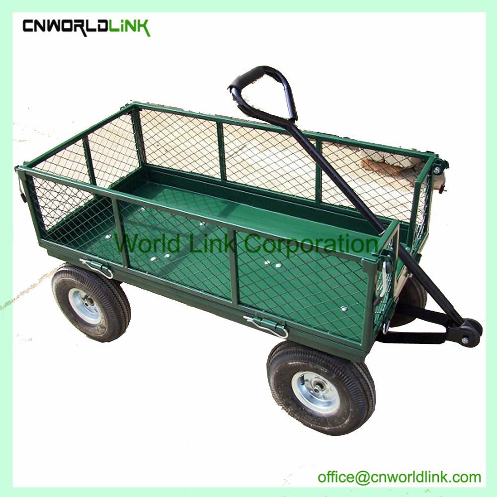 Chine Plage De Haute Qualité Panier Chariot De Jardin En ... destiné Chariot De Jardin 4 Roues