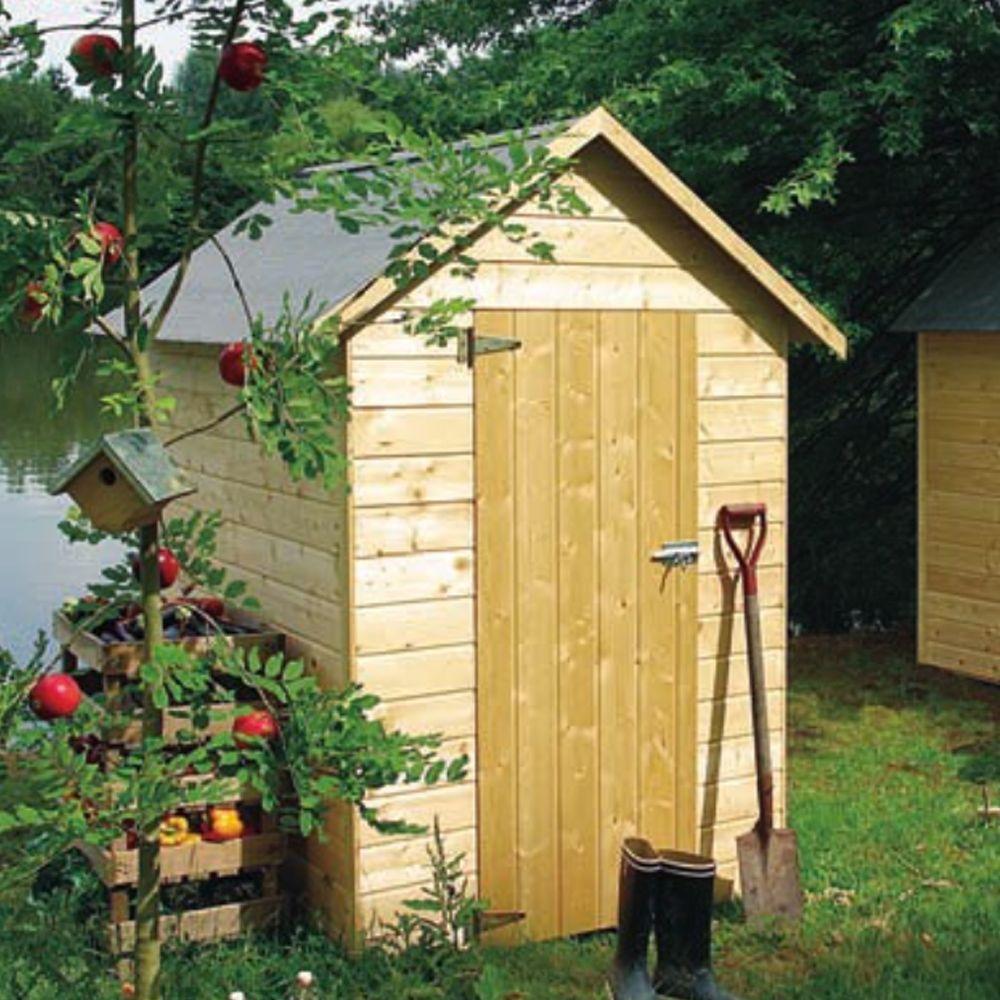 Choisir Son Abri De Jardin De 5M2 | Abri De Jardin Bois ... concernant Petit Abris De Jardin