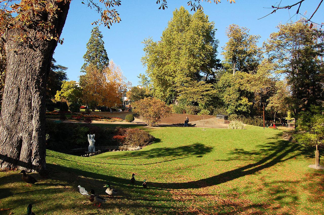 Clermont-Ferrand - Wikiwand encequiconcerne Delimitation Jardin