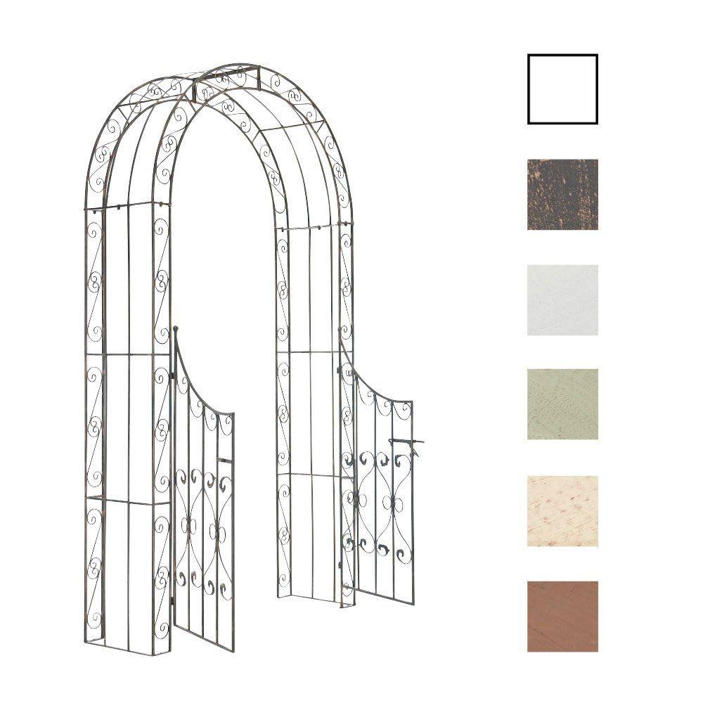 Clp Arche De Jardin Sina Avec Portillon, Exclusive, Arceau ... avec Arceau Jardin