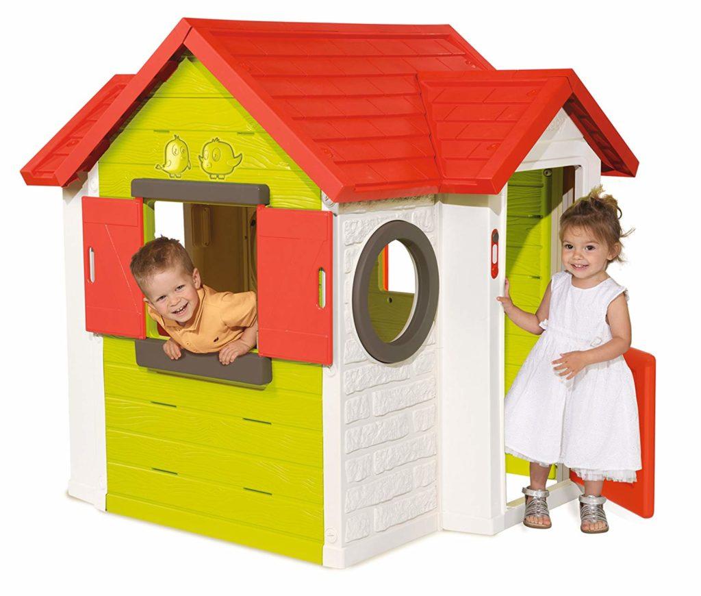 Comment Bien Choisir Sa Maison De Jardin Pour Enfant ... serapportantà Maison Jardin Smoby