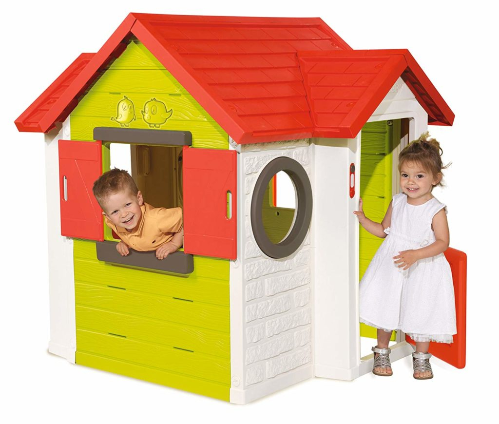 Comment Bien Choisir Sa Maison De Jardin Pour Enfant ... tout Maison De Jardin Smoby