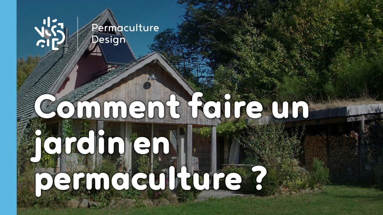 Comment Faire Un Jardin En Permaculture ? avec Exemple D Aménagement De Jardin