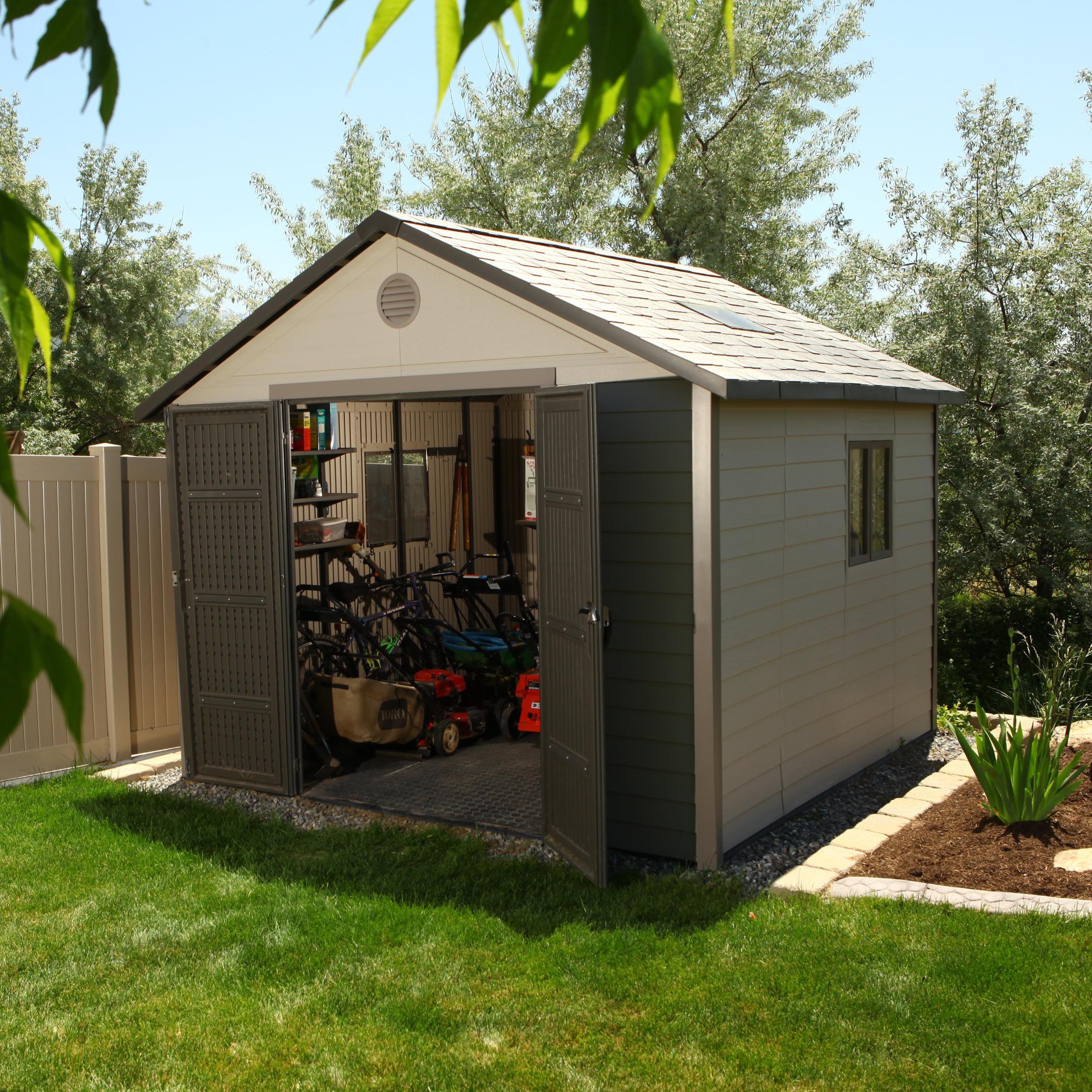Comment Protéger Le Mobilier De Jardin En Hiver ? intérieur Peinture Abri De Jardin