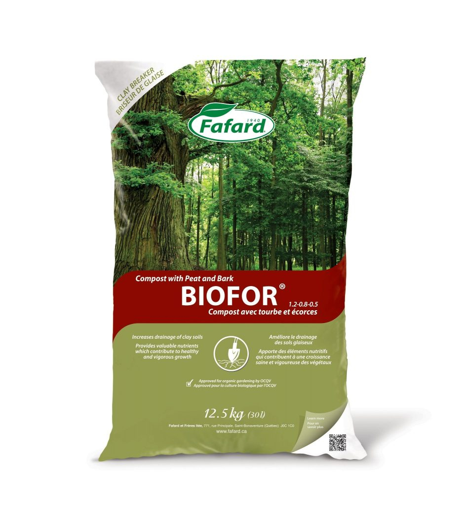 Compost Tourbe Écorces Biofor - 30 L - Jardins De L'écoumène avec Ecorces Jardin