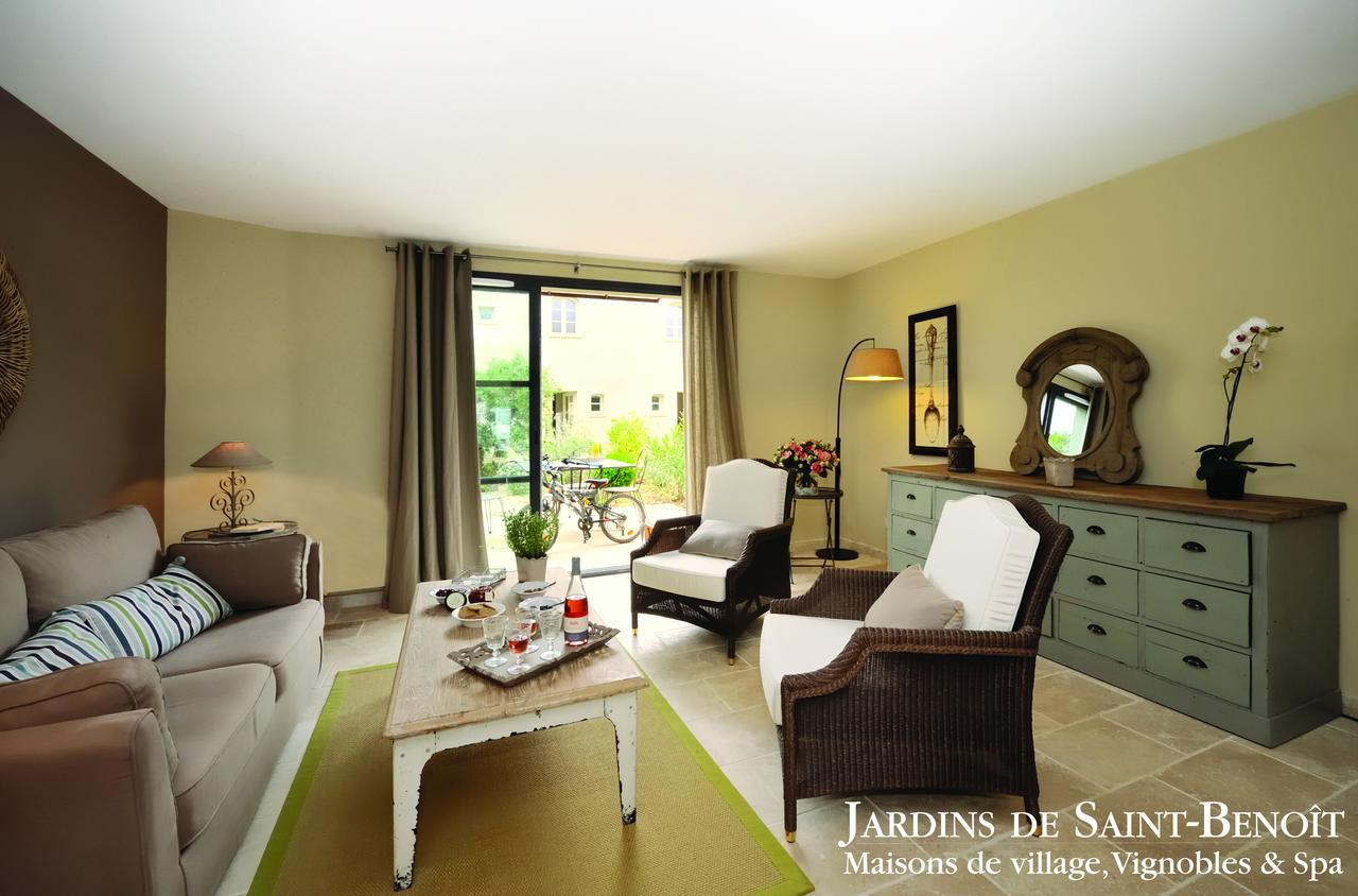 Condo Hotel Les Jardins De Saint Benoit, Saint-Laurent-De-La ... destiné Les Jardins De St Benoit