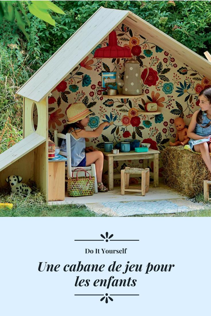 Construire Cabane De Jardin Pour Enfant | Jardin Pour ... intérieur Maison De Jardin Pour Enfants