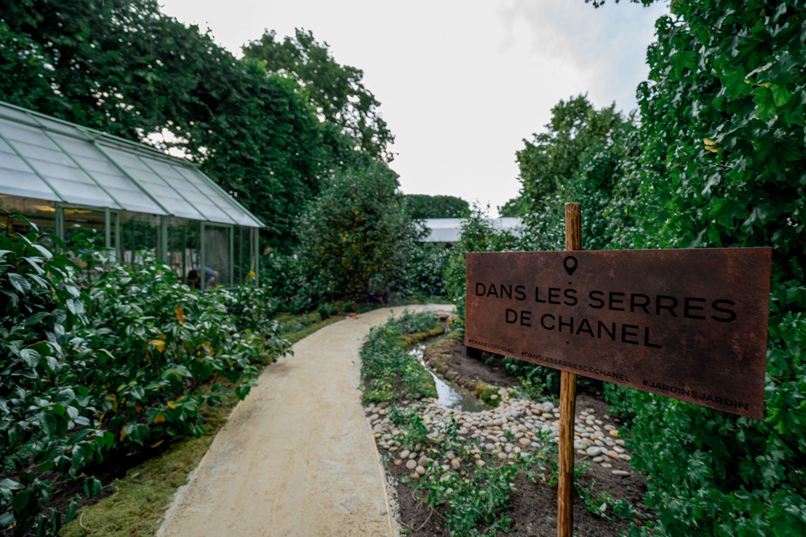 Dans Les Serres De Chanel - Aujourd'hui La Turquieaujourd ... destiné Serre De Jardin D Occasion