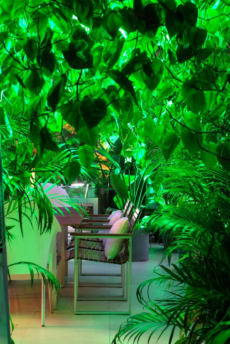 Db Design: Garden Design | Homify avec Bache Pour Salon De Jardin