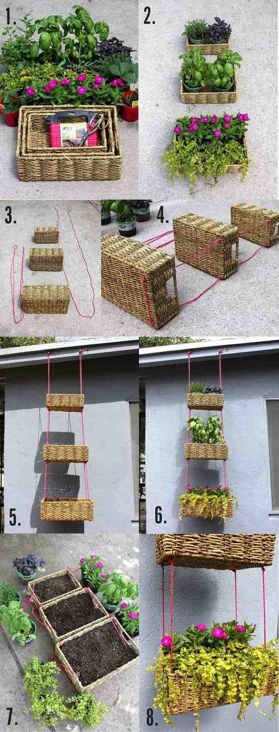 Décoration De Jardin - 11 Projets Et Idées À Faire Soi-Même serapportantà Decoration De Jardin A Faire Soi Meme